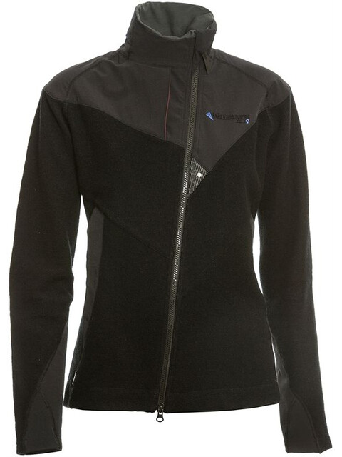 Klättermusen W's Ylir Sweater Black